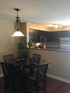 DINING SET TABLE AND 4 CHAIRS
