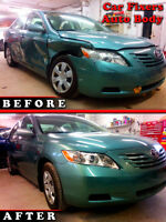 COLLISION REPAIR AND COVER YOUR DEDUCTIBLE