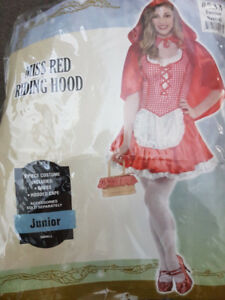 Miss Red Riding hood Costumes