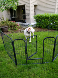Portable fencing ideal for Rv or camping