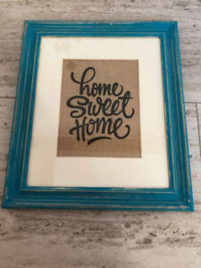 Home Sweet Home Picture for Sale