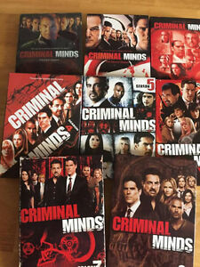 Criminal Minds: TV Series - The Complete First to Eighth Seasons