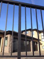 providing you quality aluminum railing $35/F supply and install.