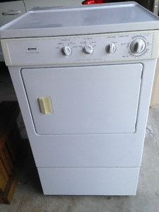 Used Kenmore Dryer with pedestal