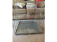 Dog Metal cage excellent conditions