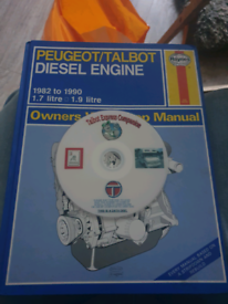Talbot express haynes manual and cd rom