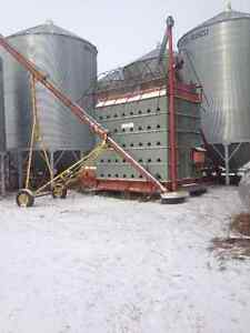 Vertec 5500 Grain Dryer