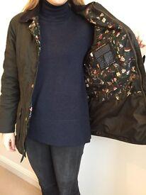 Barbour jacket Size 10 - women's