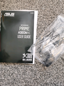 Collection only. CPU motherboard bundle