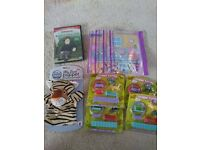 Selection of toys/DVD 50p each