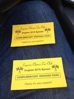 Dragfest ticket