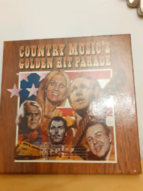 Country Music's Golden Hit Parade
