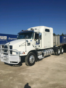 2014 Mack Pinicale Certified!