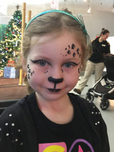 $60 Face-Painting!