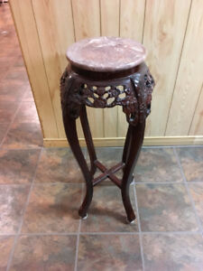Plant Stand - 34 Inches Tall - $25