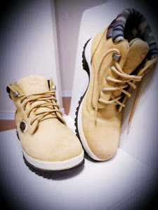 Ecko Leather Boots (SOLD)