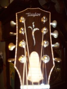 8 STRING BARITONE ACOUSTIC ELECTRIC GUITAR ( SAVE THOUSANDS )