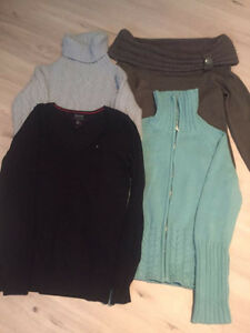 Lot of Women's Sweaters (M) take all $25