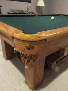 DUFFERIN POOL TABLE Regina Regina Area image 1