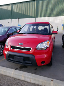 Quick and powerful Kia soul 2010