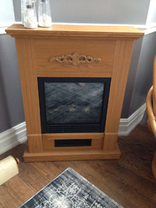 Apartment size Electric Fireplace