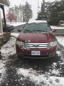2008 Ford FreeStyle/Taurus X SEL SUV, Crossover Cornwall Ontario image 3