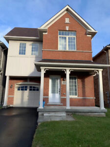 1 year new 4 Bedrooms single garage home in North Ajax