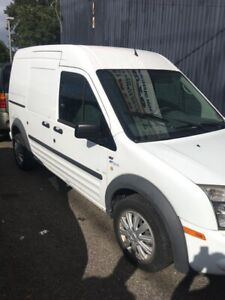 "Ford Transit Connect 114.6"" XLT  w-o rear door glass 2012"