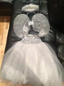 Angel costume size 4-6x