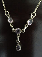Scottish Made Silver Necklace