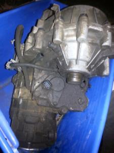 Transfert case chevrolet sierra 1500 4x4 2003