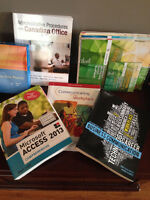 First Year Office Administration Books
