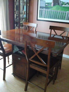 For sale. Pub Style Dining Room set