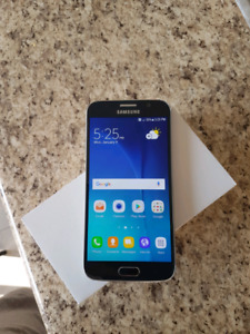 Samsung galaxy s6 32gb Rogers or chat-r or fido