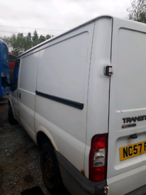 3 TRANSIT MRK 7S 2.2 FWDS BREAKING FOR SPARES ALL PARTS AVAILABLE