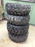ATV / UTV Tires.