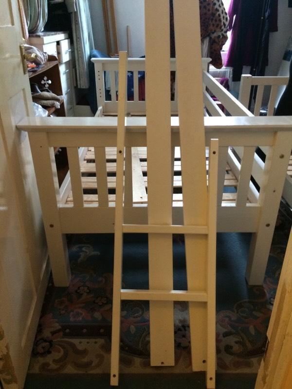 Bensons bunk bed gumtree for Gumtree bunk beds