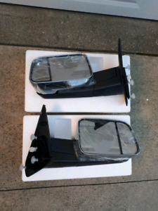 Dodge Ram Towing Mirrors with LED Light 2002 to 2008