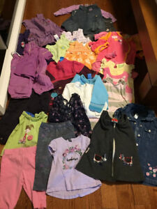 Mix lot baby girl clothes 6-9 months