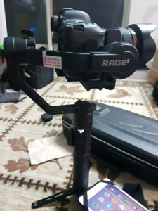EVO RAGE 3 Gimbal and Follow Focus System