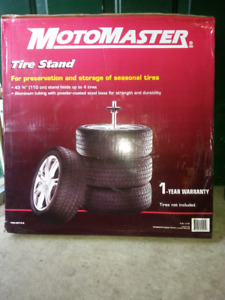Tire Storage Stand, Motomaster