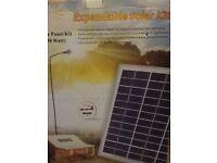 Solar panels and full kit