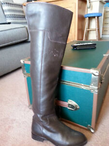 Aldo Ladies Tall Boots Size 6.5