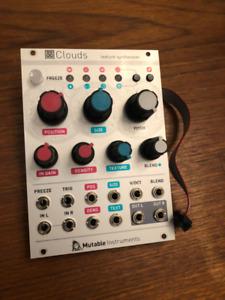Mutable Instruments Clouds Eurorack Module
