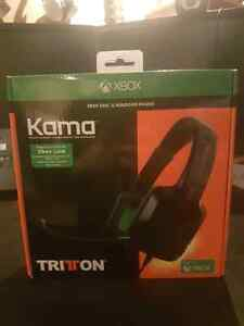 Triton kama headphones and turtle beach earforce 2 combo deal Strathcona County Edmonton Area image 1