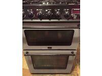 Parkinson Cowan double oven gas cooker