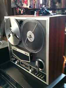TOSHIBA Reel to Reel >>> SERVICED<<< Ready to be enjoyed ..