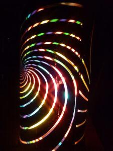 Lampe de chevet multi-couleurs
