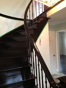 Stairs Refinishing and Hardwood Installation Oakville / Halton Region Toronto (GTA) image 4