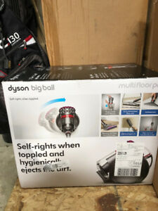 NEW in Sealed Box Dyson Big Ball Multifloor Pro with Extra tools